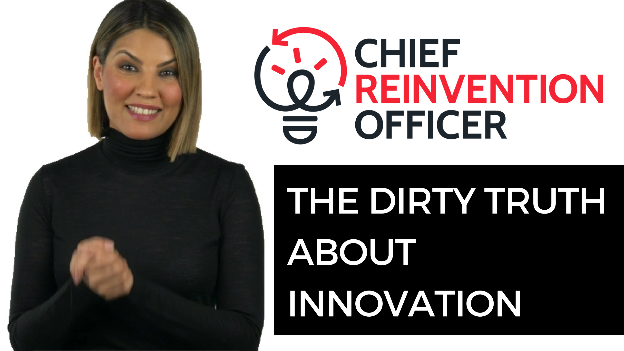 Breaking the myth of innovation: the dirty truth is that very few of us can innovate.