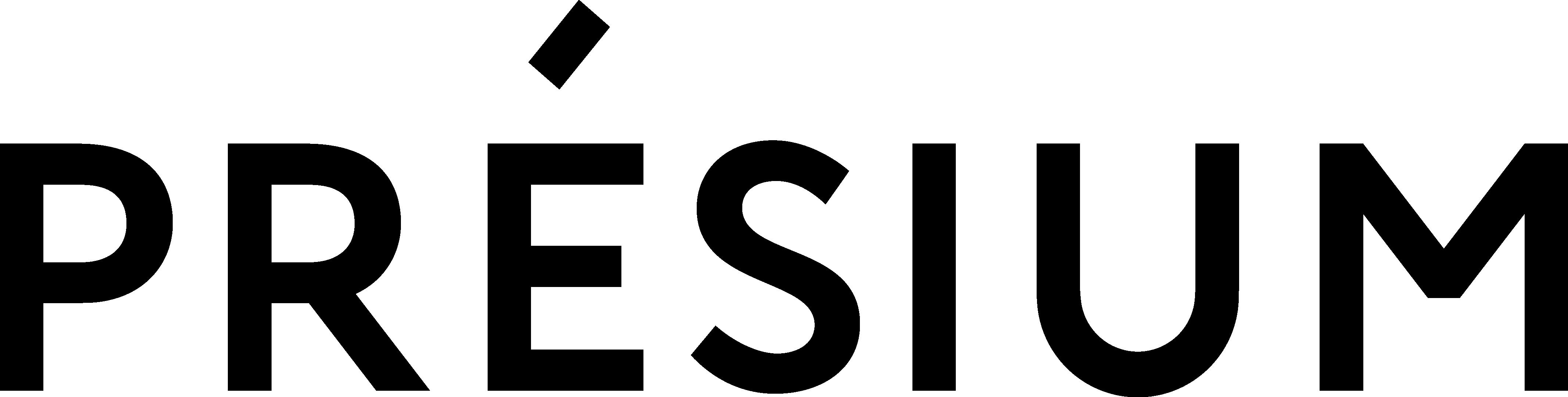 presium_logo_black