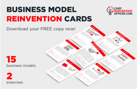Business Model Reinvention Cards