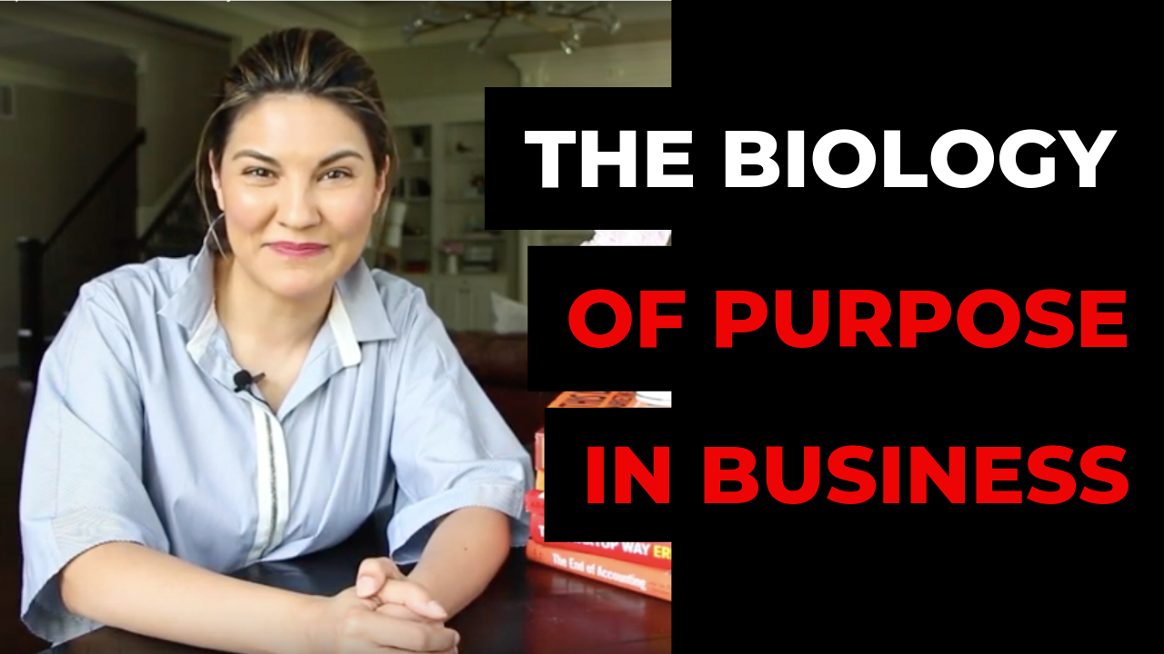 The Biology of Purpose in Business: Why it works