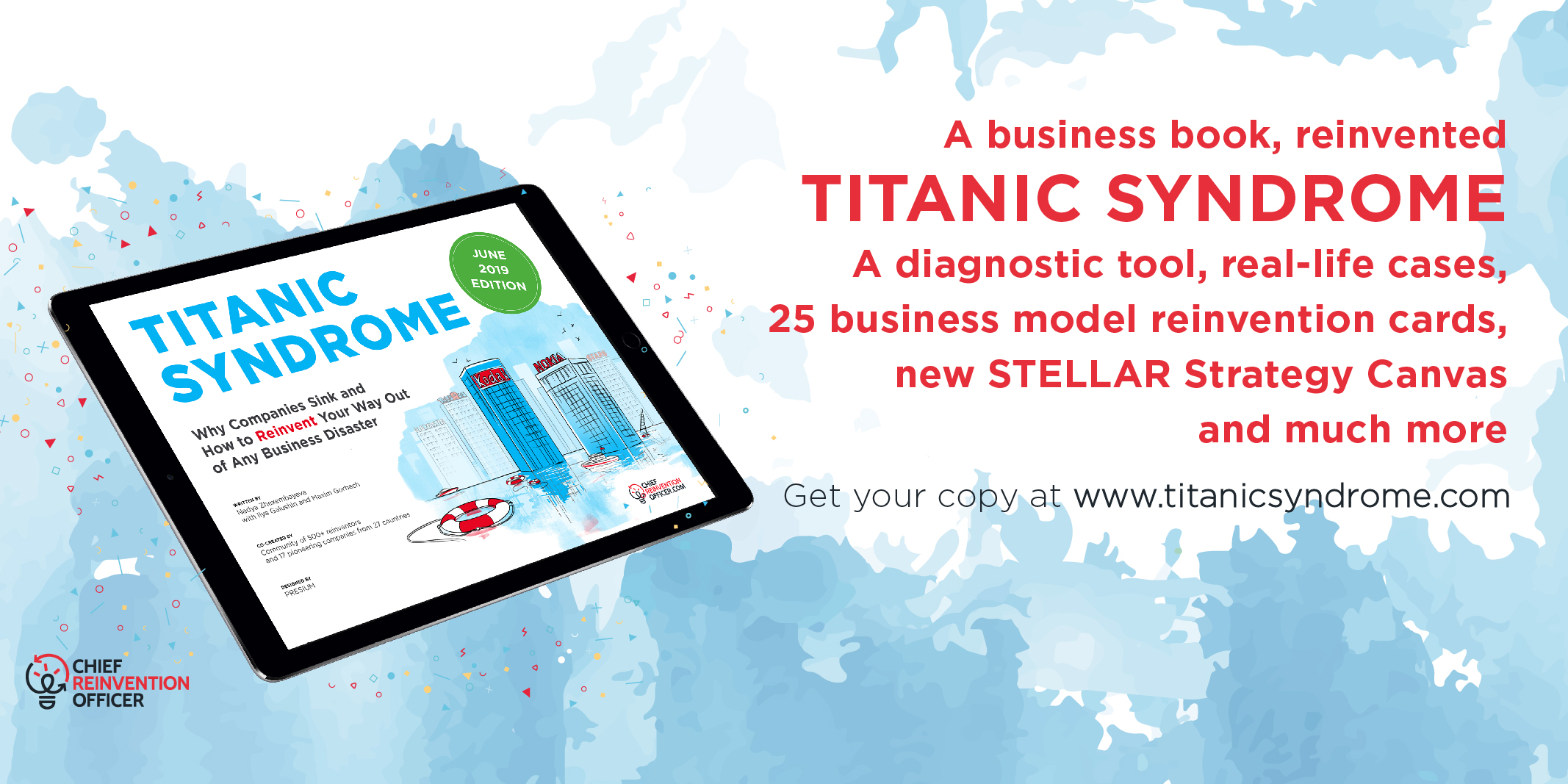 Titanic Syndrome: NEW Edition is Here!!!