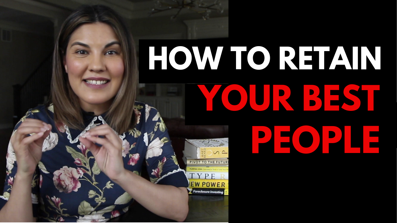 HOW TO RETAIN YOUR BEST PEOPLE