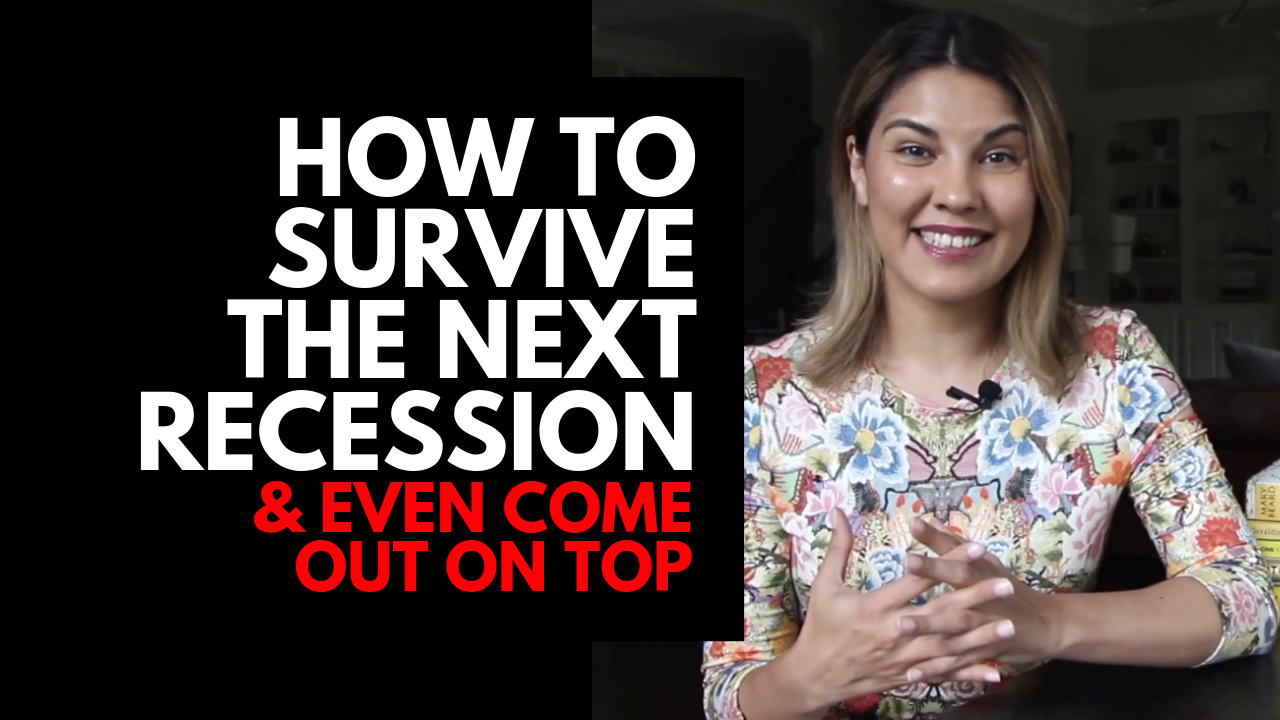How to survive the next recession - and even come out on top ????????